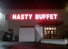 The Nasty Buffet